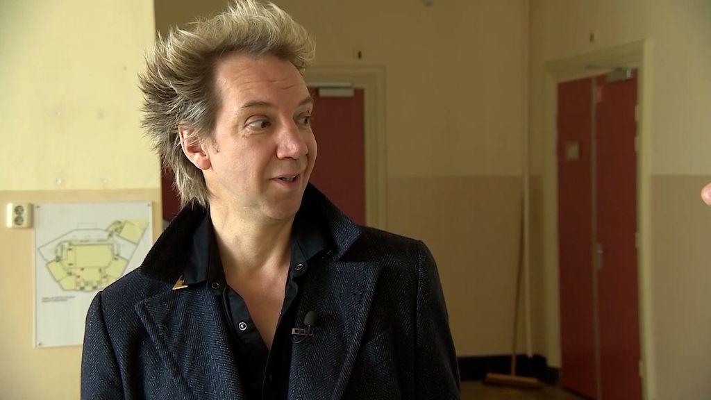 Entertainer Sven Ratzke was vroeger op school heel verlegen