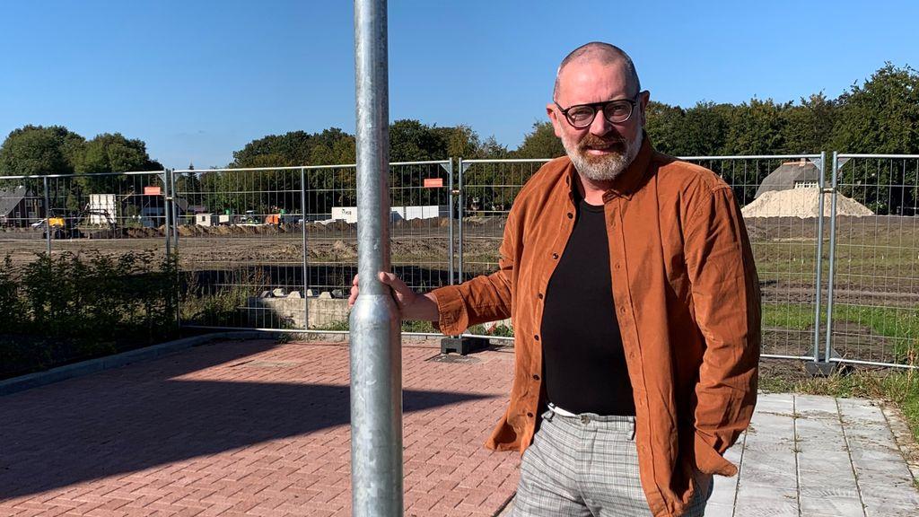 Zijn ladende laadpalen de toekomst in Nunspeet? Foto: CU Nunspeet