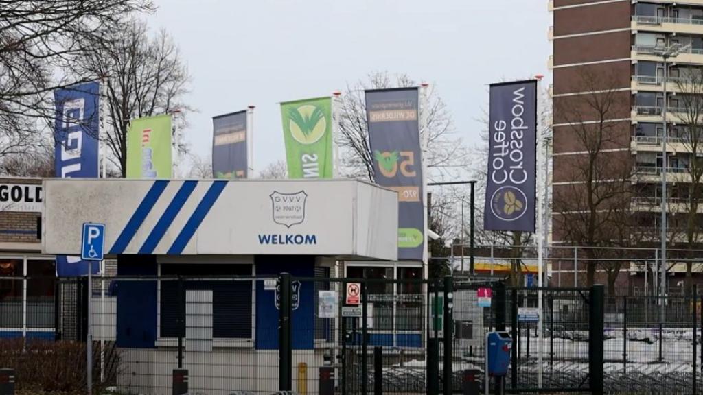 Spelersbussen en supportersbussen niet meer parkeren bij Panhuis in Veenendaal