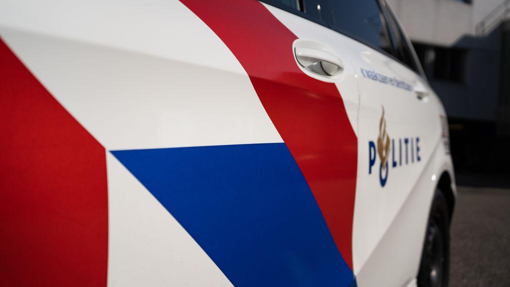 Fietser gewond na aanrijding met politieauto in Nijmegen