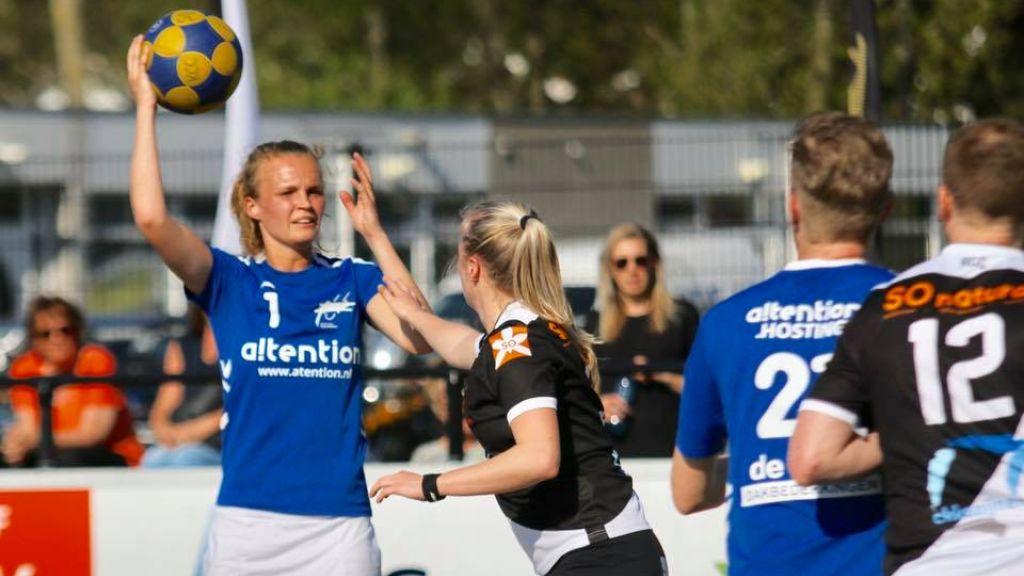 Oost-Arnhem met nieuwe kledingsponsor in Korfbal League