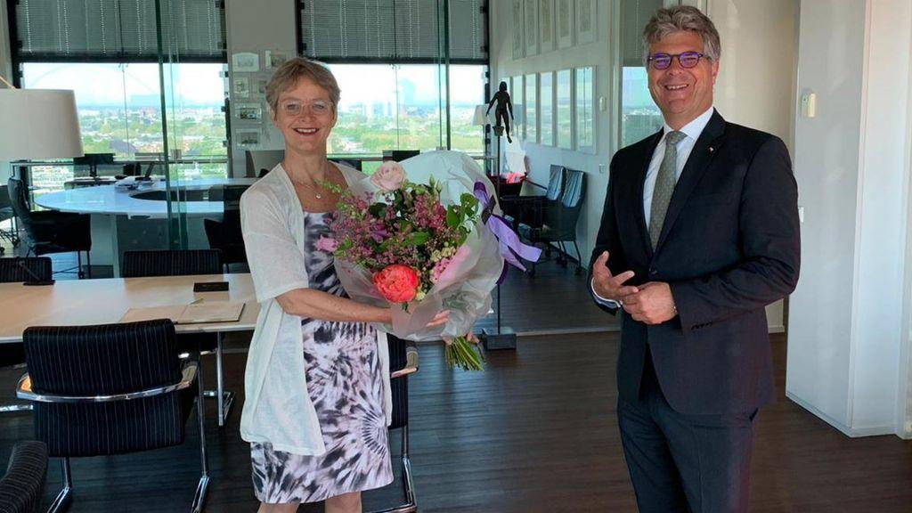 Van Mastrigt beëdigd als waarnemend burgemeester Woudenberg