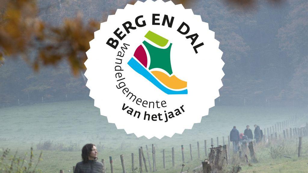 Wat is de mooiste wandeling in Berg en Dal?