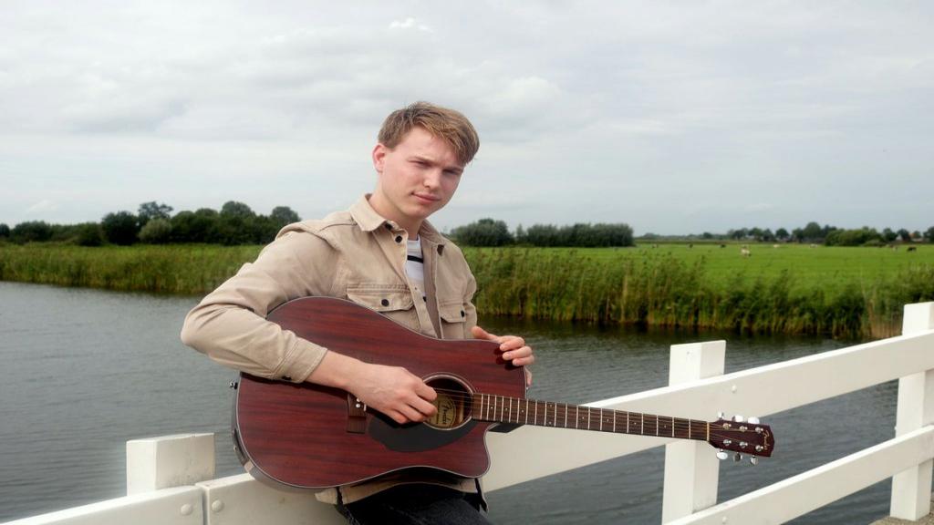 Nieuwe videoclip van Morten uit Vaassen