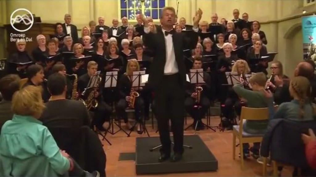 Bevrijdingsconcert met Vivace en Saxofoonensemble St.Cecilia uit Millingen