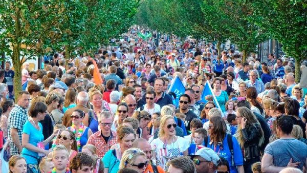 Avondvierdaagse Veenendaal 2021 afgelast