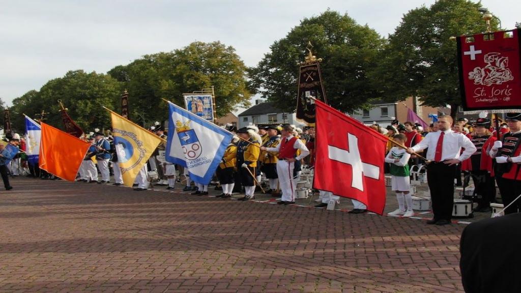 Geen Schuttersactiviteiten onder de vlag van de Gelderse Federatie in 2021