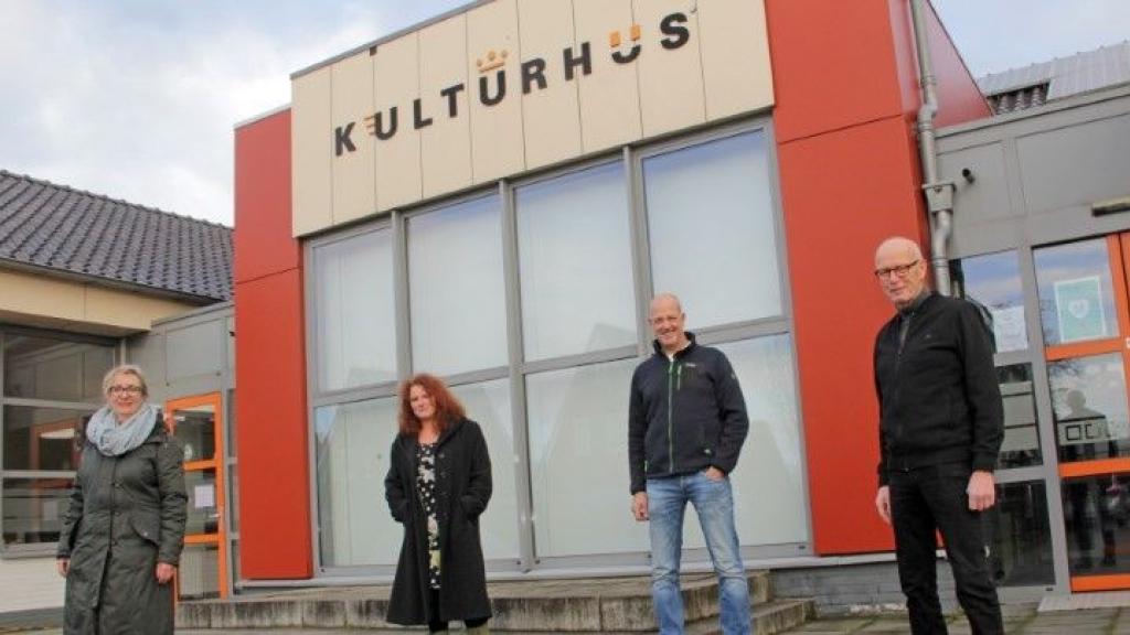 Eindelijk een bestuur voor Kulturhus Kekerdom