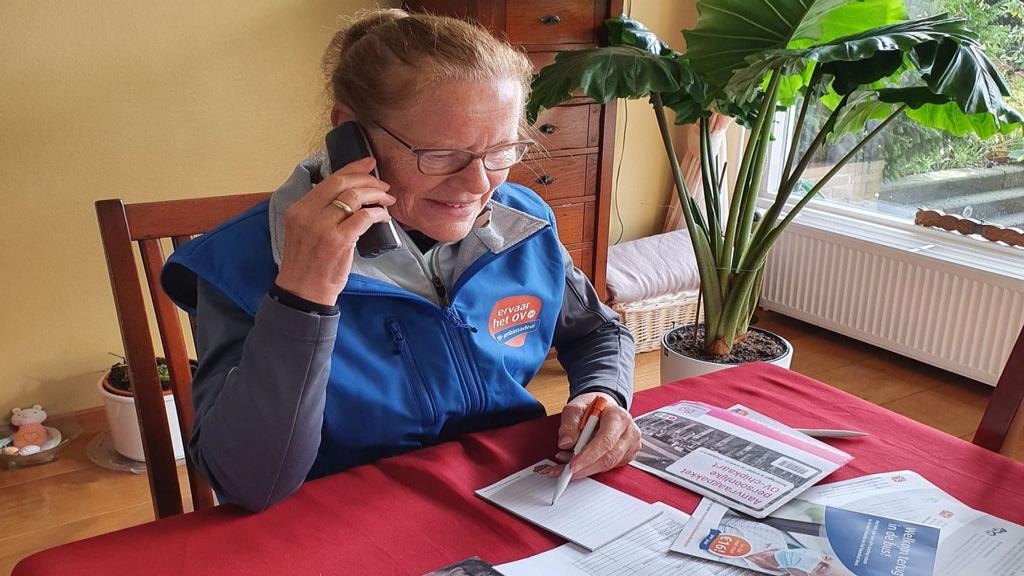 Uitbreiding telefonisch spreekuur 'Ervaar het OV in Ede en omgeving'