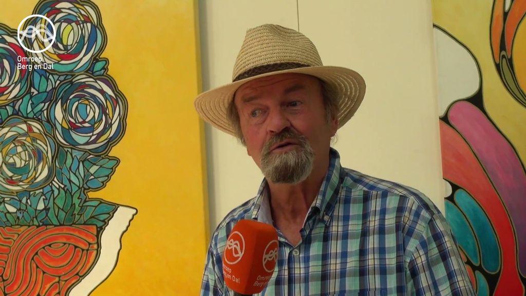 Jan Rensen toont de verborgen abstractie uit zijn jeugd