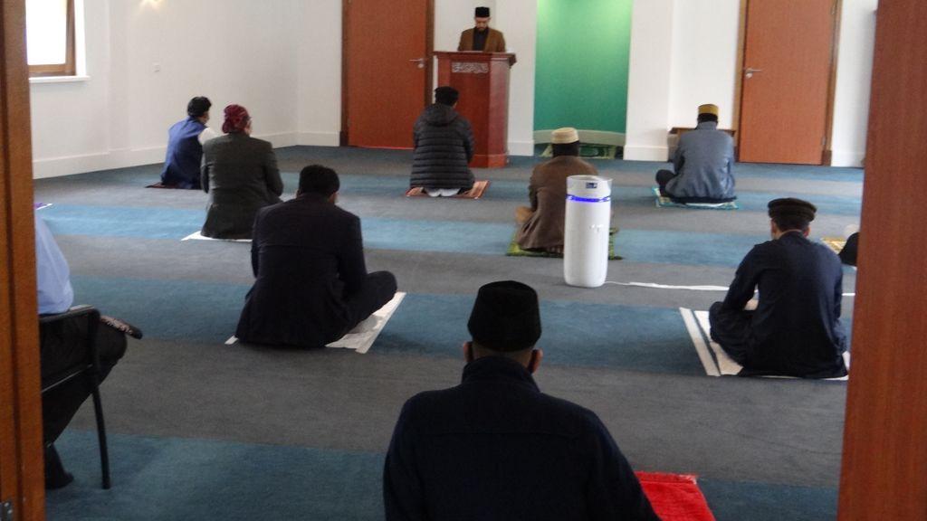 Ahmadiyya gemeenschap sluit Ramadan af