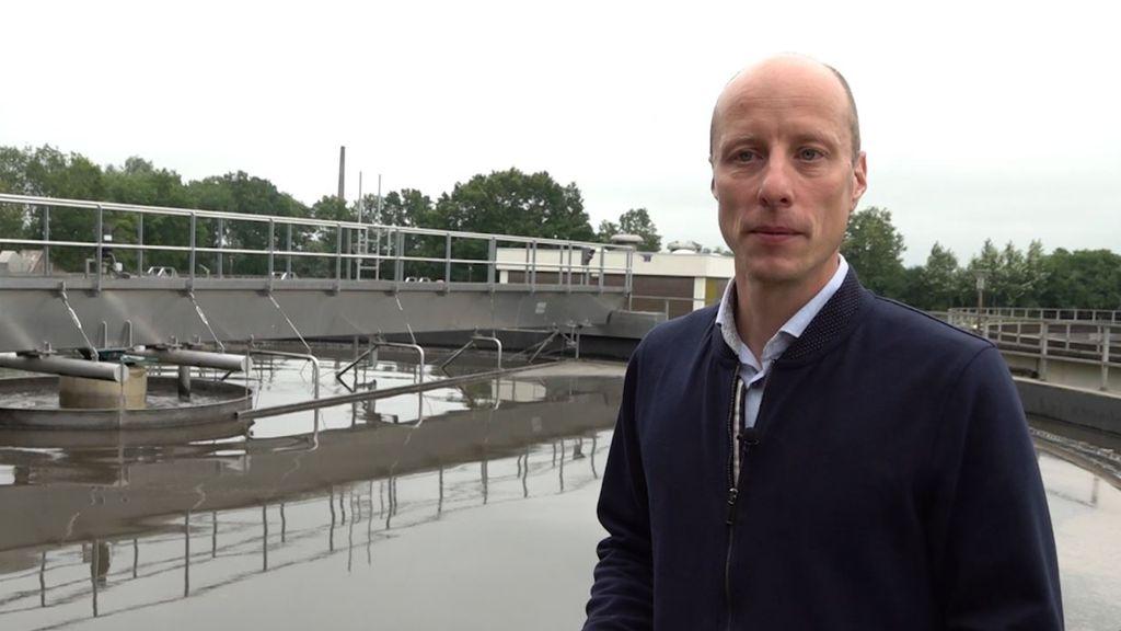 Uniek: rioolwaterzuivering verwarmt de bouwplaats en vermindert stikstofprobleem