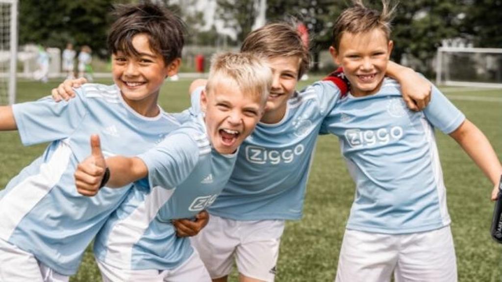 Ajax Camp komt naar Veenendaal