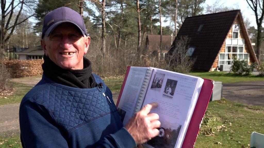 Kees (72) zoekt naar verborgen verleden van KNIL-families in Heerde
