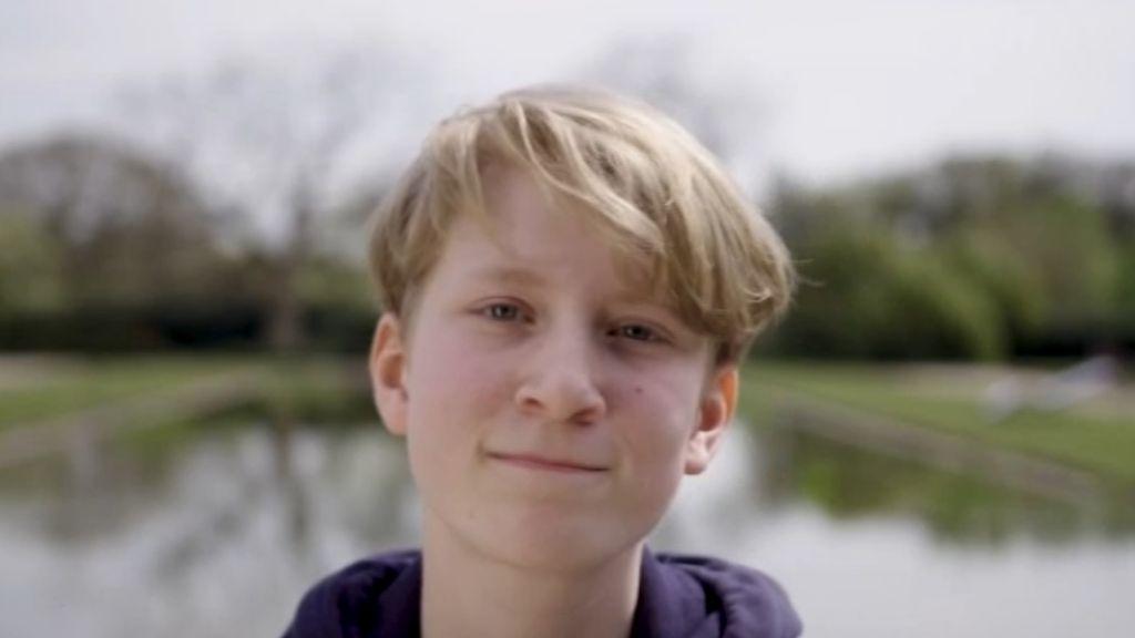 Friso (15) werd geboren als meisje, maar gaat nu als jongen door het leven