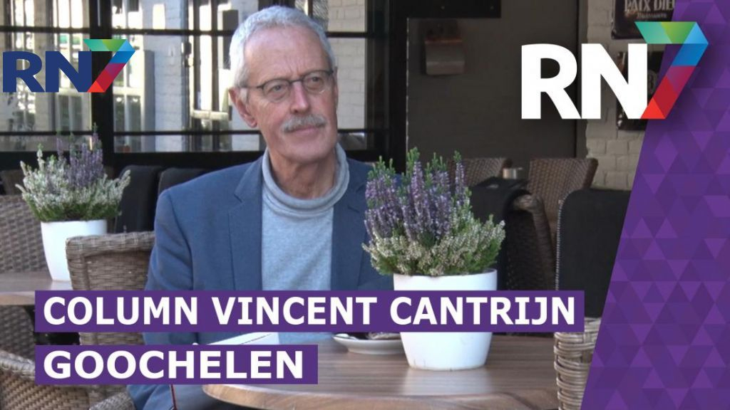 Column Vincent Cantrijn: Goochelen
