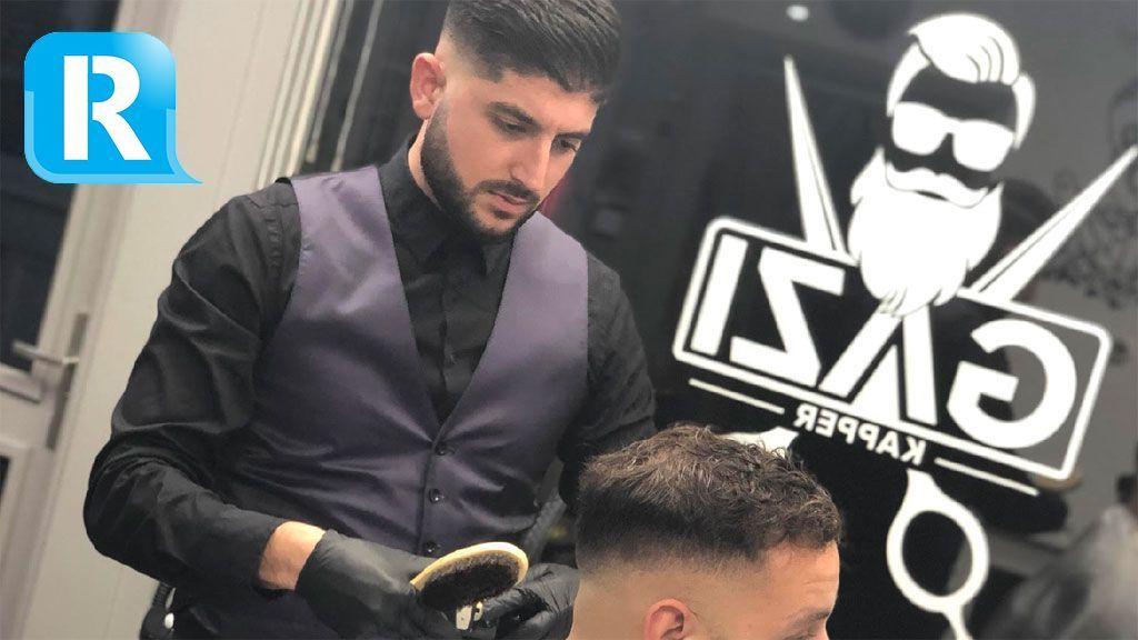 Gazi is de leukste kapper van Gelderland