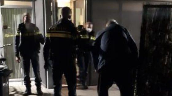 60-jarige man op straat gezet door huisgenoot in Harderwijk
