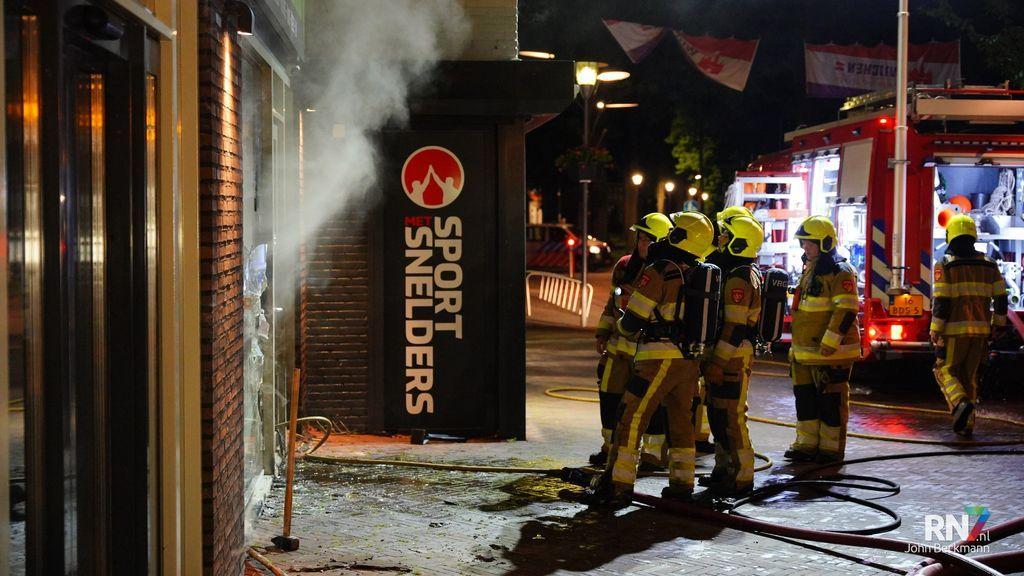 Verdachte opgepakt voor brandstichtingen Wijchen