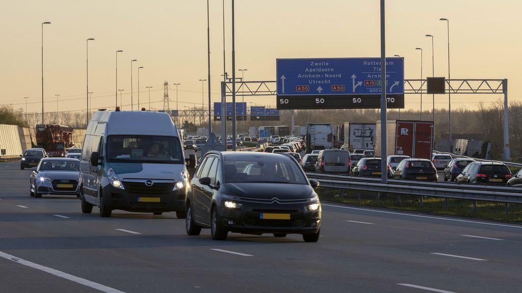 Autoverkeer tussen Oss en Nijmegen twee weekenden ontregeld