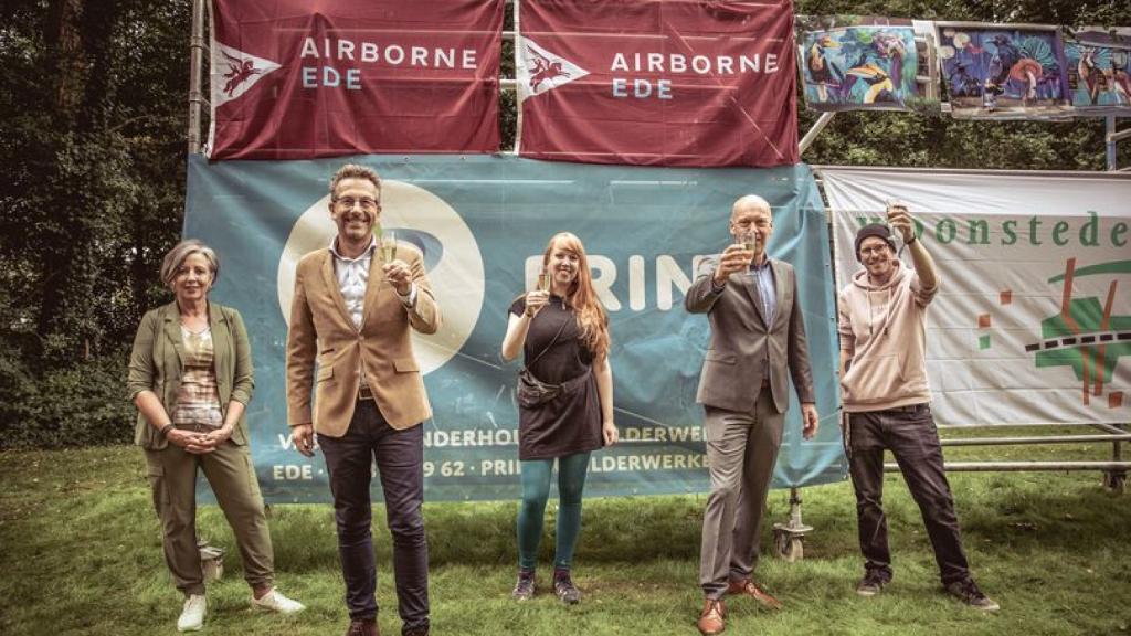 Veel activiteiten tijdens de Airborne Ede maand Foto: Facebookpagina Gemeente Ede