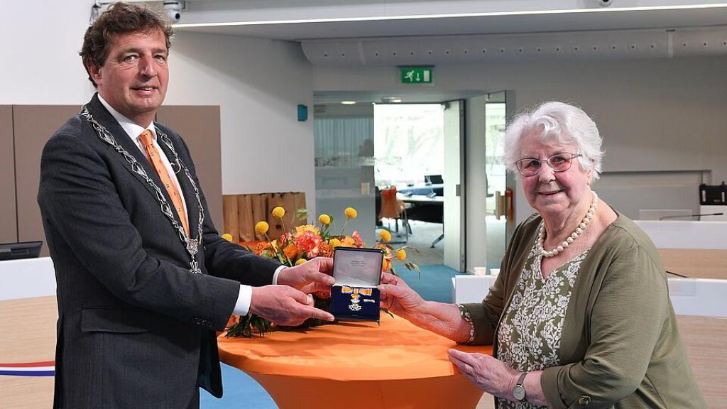 Koninklijke onderscheiding voor 22 inwoners gemeente Ede