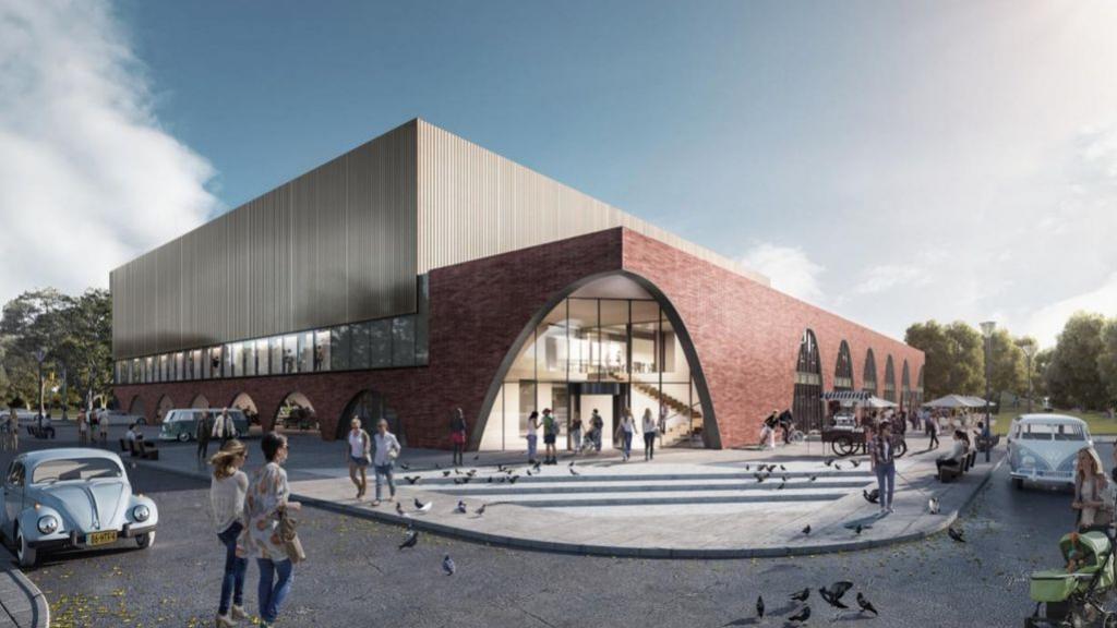 Meer geld nodig voor realisatie sporthal Hof van Holland