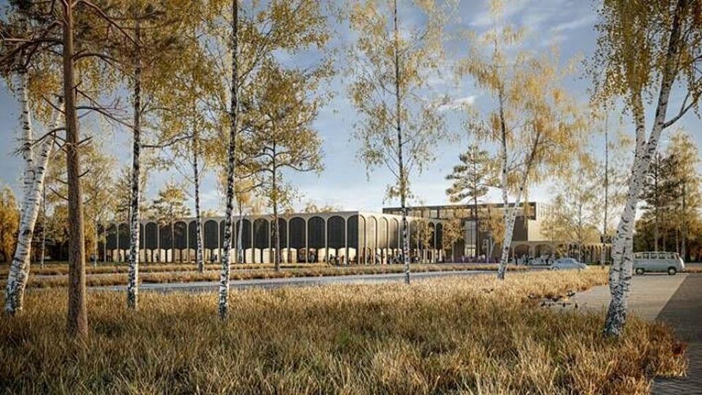College gemeente Ermelo stemt in met ontwerp Nieuw Sportcentrum