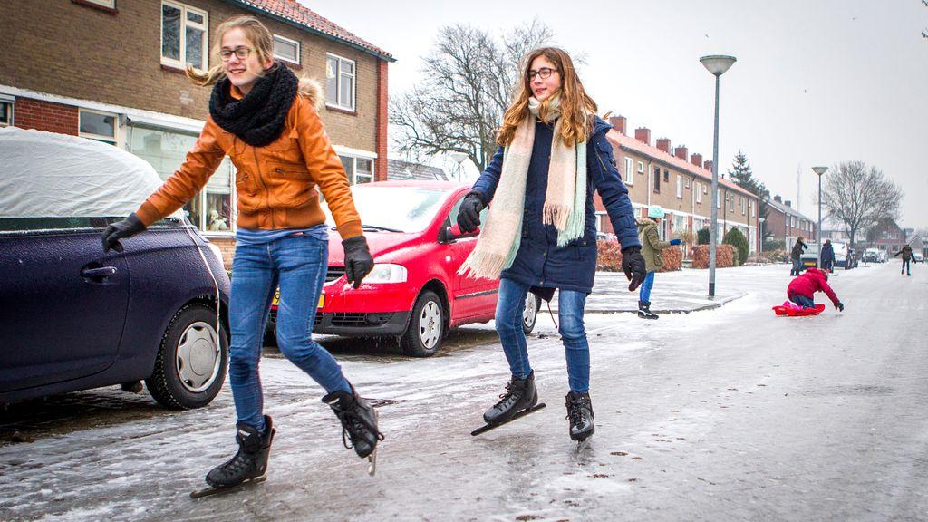'Er komt zeker winterse kou aan', het zou zomaar flink kunnen gaan vriezen en sneeuwen