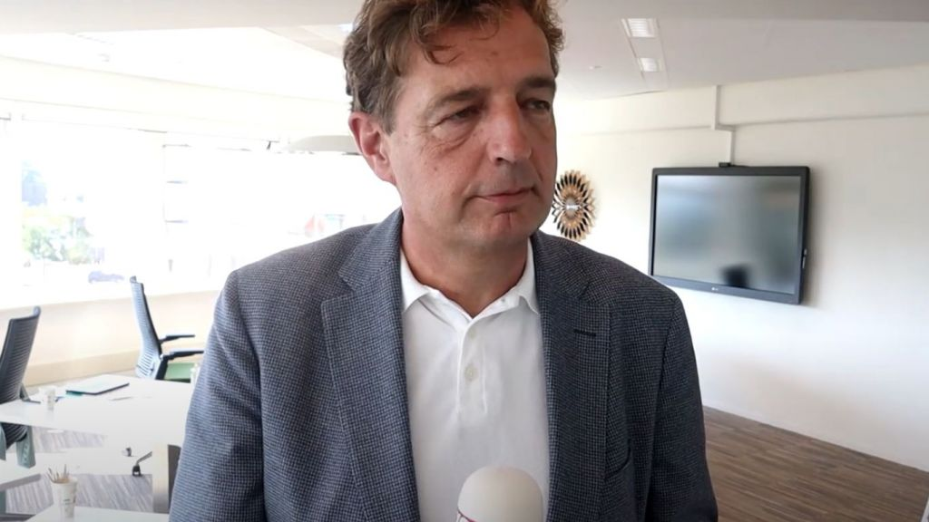 Burgemeester René Verhulst van Ede over de huidige Corona-situatie