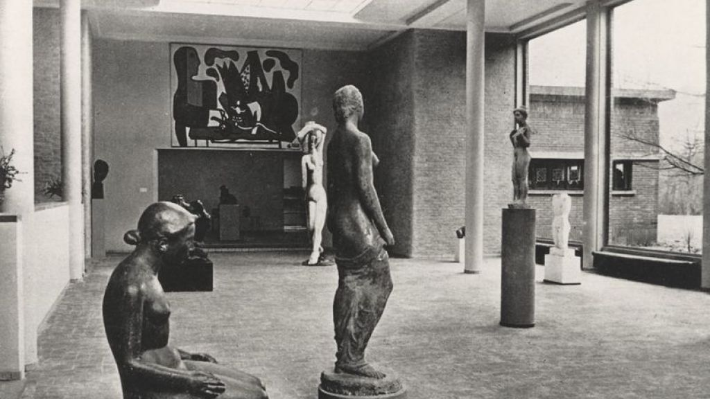 Lezing 'Beelden van binnen naar buiten' in het Kröller-Müller Museum
