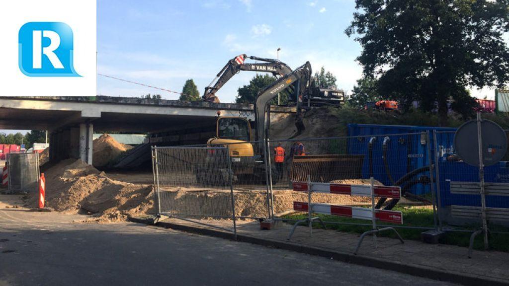 A348 van Rheden naar Velperbroek tot maandagochtend dicht