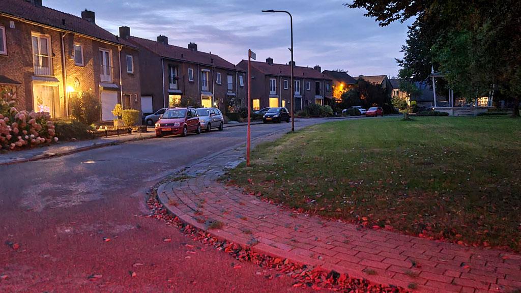 Hinder door storing openbare verlichting Foto: Studio Rheden