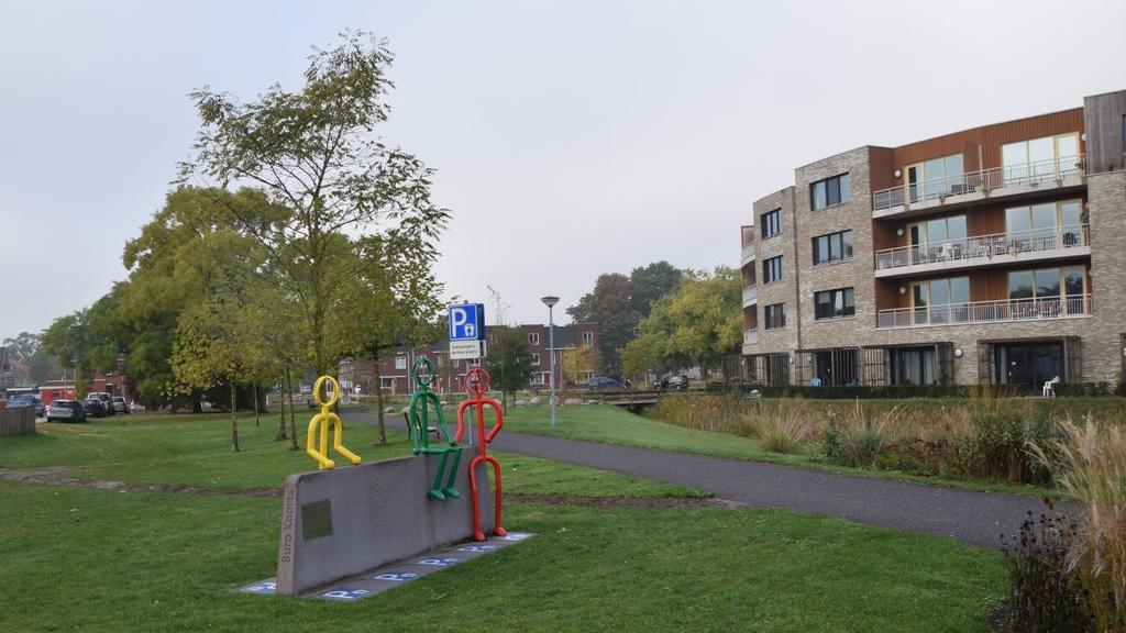 Kunstroute Baron van Wassenaerpark in Bennenkom