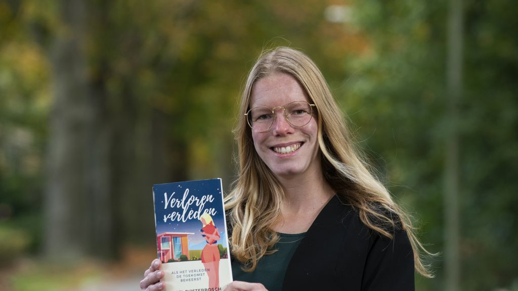 Isabel Bijsterbosch uit Epe komt met derde roman